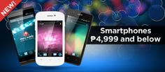 Affordable Smartphones at Php 4,999 and below
