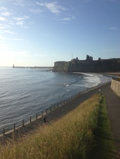 Tynemouth king edwards bay 16 th August 7.30 am 2015