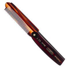 Men's folding pocket comb.