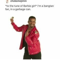 I'm a Bangtan trash
