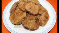 torrijas tradicionales de horchata 2