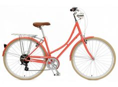 Retrospec Bicycles Siddartha 7 Lady $349<< Lovely coral 7-speed bike with quality components and a small price; there's not much to contemplate if you're looking for a bike.