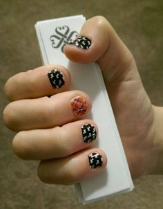 Great Scott - Junior Jamberry Nail Wraps you can buy at www.katlinriester.jamberrynails.net