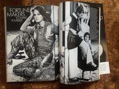 1969 Fashion, Glamour Magazine, Vintage Glamour, February, 1970s, Etsy