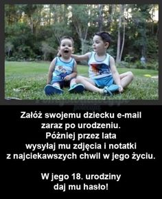 REWELACYJNY POMYSŁ DLA ŚWIEŻO UPIECZONYCH RODZICÓW - TAK PROSTE A TAK GENIALNE! Life Motivation, Diy Birthday, Inspirational Gifts, Best Memes, Better Life, Kids And Parenting, Good To Know, Life Lessons, Fun Facts