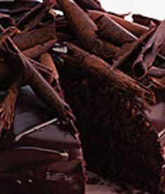 Nejlepší čokoládový dort - ApetitOnline.cz Pavlova, Amazing Cakes, Chocolate Cake, Cake Recipes, Sweet Tooth, Food And Drink, Yummy Food, Sweets, Candy
