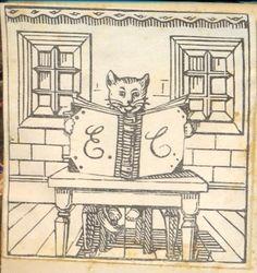 Ex libris  library mistress  [someone else's caption]