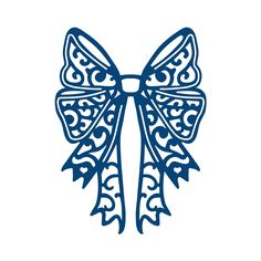 Tattered Lace - Dies - Smaller Bow,$13.49