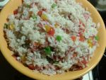 7 recipes it will be more :D special rice