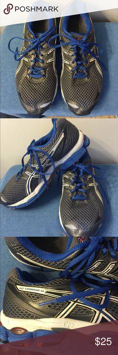 Asics Gel Size 8 1/2 $25 EUC Asics Gel Running Shoes Size 8 1/2 $25 Asics Shoes Athletic Shoes