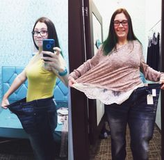 """Emily Powers had struggled with her weight since high school, when she began eating cafeteria food instead of homemade mealsand put on 100 lbs. by the time she graduated. By the time the Ontario, Canada-based daycare worker was in her 20s, Powers had reached 273 lbs. """"I tried different fad diets and I'd lose some …"""