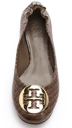 Dying for a pair of Tory's!!! reva flats #toryburch
