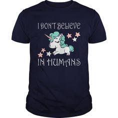 Unicorn don't believe2 T-shirt collection Unicorn don't believe2