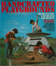 Handcrafted Playgrounds by Paul Friedberg now available through Playscapes! - Playscapes