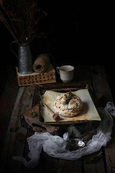 Rosemary & Apple Soda Bread