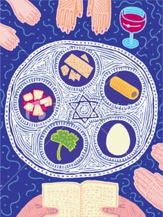 For a meaningful and timely celebration of the Passover Seder...
