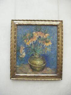 "Van Gogh, ""Copper Vase"""