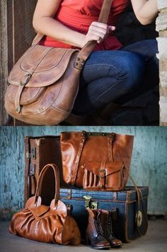 I just purchased the large bag on the right.  Love love!