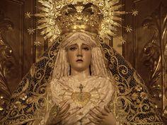 Virgen de Los Dolores Lebrija (Sevilla)