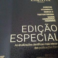 ALEGRIA DE VIVER E AMAR O QUE É BOM!!: BRINDES E AMOSTRAS GRÁTIS #04 - REVISTA ESSENTIA
