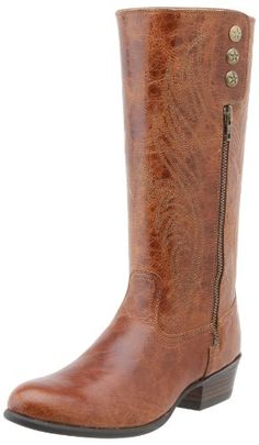 Ariat Riding Boots | Women's Sundown Brown Riding Boots | Chic ...