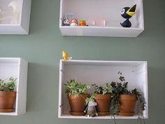 Gemelares.com.br - Caixotes de Madeira na decoração, confira: >>http://www.gemelares.com.br/2012/08/caixotes-de-madeira-na-decoracao.html