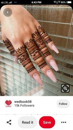 Henna Designs Wrist, Kashee's Mehndi Designs, Rajasthani Mehndi Designs, Mehndi Designs For Girls, Mehndi Designs For Beginners, Mehndi Design Pictures, Wedding Mehndi Designs, Mehndi Designs For Fingers, Latest Mehndi Designs
