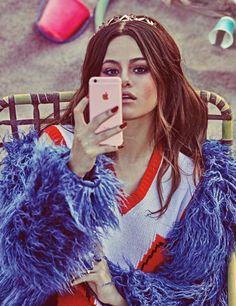 Selena Gomezin the new issue of W Magazine