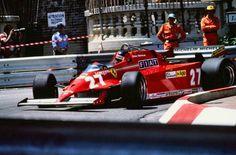 Belgian Grand Prix, Gilles Villeneuve, Indy Cars, Interesting History, Car And Driver, F 1, Formula One, Exotic Cars, Monaco