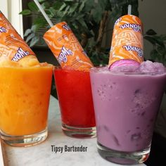 Tipsy Bartender...perfect for a hot day!!