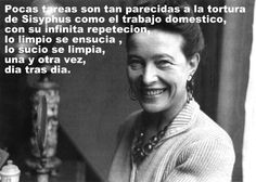Simone de Beauvoir, 1908-1986. Pensadora y novelista francesa Live Love Life, Female Superhero, We Can Do It, Pretty Words, Spanish Quotes, Human Rights, Picture Quotes, Proverbs, Philosophy