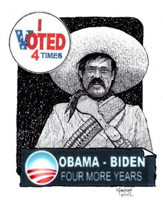 La Raza: We don't need no stinkin' badges | The Black Sphere | TheBlackSphere.net ...  Sick of the mess...from every direction...you hate Americans? THEN LEAVE THE USA!!!
