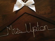 CYBER SALE Wedding hanger, Bride hanger, Bridesmaid hanger, Personalized wedding hanger, Wedding dress hanger, Custom hangers by elegantbridalhangers on Etsy (null)