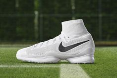NikeCourt Nails Timely Wimbledon Release With the Air Zoom Ultrafly Grass http://SneakersCartel.com #sneakers #shoes #kicks #jordan #lebron #nba #nike #adidas #reebok #airjordan #sneakerhead #fashion #sneakerscartel Check more at http://www.SneakersCartel.com