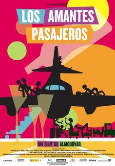 Los amantes pasajeros. Pedro Almodovar.