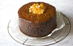Bake your own traditional British fruitcake this year with this simple   Christmas cake recipe