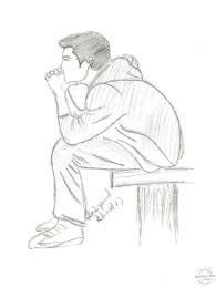 Image result for drawing of sad