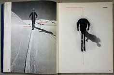 French Method: How to Ski - Emile Allais' Technic - 6 by Michael Stoll, via Flickr