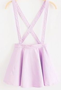503d76f3e8 Pastel Suspender Skirts from Hhotaru. Enter promo code for off your next  purchase.
