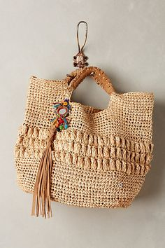 Lucayan Tote #anthropologie