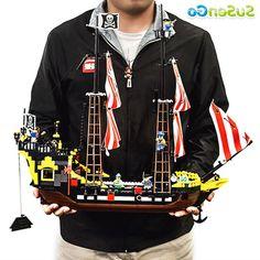 38.91$  Watch now - https://alitems.com/g/1e8d114494b01f4c715516525dc3e8/?i=5&ulp=https%3A%2F%2Fwww.aliexpress.com%2Fitem%2F870Pcs-Pirates-Series-Black-Pearl-Model-Building-Blocks-Kit-Minifigure-Educational-Toy-Gift-Compatible-Gift%2F32755567015.html - 870Pcs Pirates Series Black Pearl Model Building Blocks Kit Minifigure Educational Toy Gift