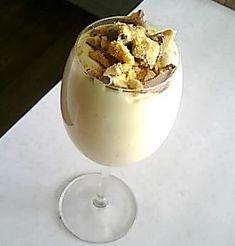 White Chocolate Mousse recipe   Australia's Best Recipes Cadbury White Chocolate, White Chocolate Mousse, Melting White Chocolate, Crunchie Bar, Dessert Glasses, Individual Desserts, Dessert Cups, Chocolate Lovers, Desert Recipes