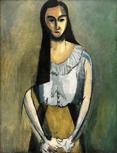 The Italian Women, Henri Matisse