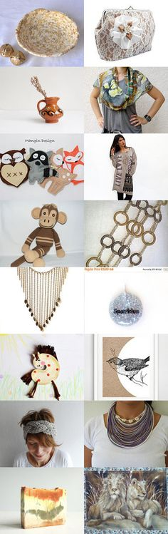 Subdued by Julia on Etsy-- Lovely Etsy Treasury with unique gifts.  Handmade ring holder, key holder, elegant snowflake basket.  Gold snowflake home decor bowl.  Pinned with TreasuryPin.com