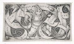 Hans Sebald Beham, The Little Buffoon, 1542.