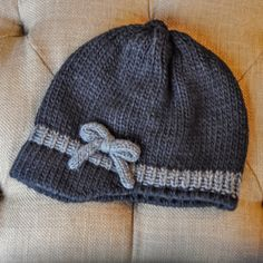 Prisca Hat -- Black