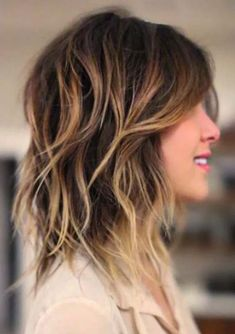 Shag is fantastic and amazing hairstyles for ladies in these days. Not only celebrities but all the fashionable women like to sport the beautiful shag hairstyles. This is one of the best ways to get modern hair look. See here the varieties of shag hairstyles for medium length hair to get the gorgeous personality.