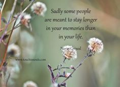 Sadly some people are meant ...