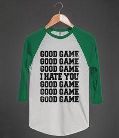 Good Game (I Hate You)