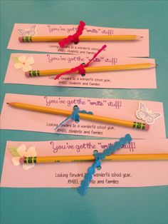 You've got the write stuff - back to school teacher gift Yo. - You've got the write stuff – back to school teacher gift You've got the - Welcome Back To School, Back To School Crafts, Back To School Teacher, Beginning Of School, School Stuff, Back To School Gifts For Kids, School Lunch, School Parties, High School
